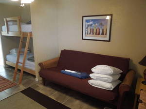 Studio (Sleeps six) Photo 4